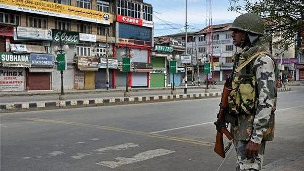 کشمیر کے حالات کا اثر:  جموں میں تجارتی سرگرمیاں روبہ زوال
