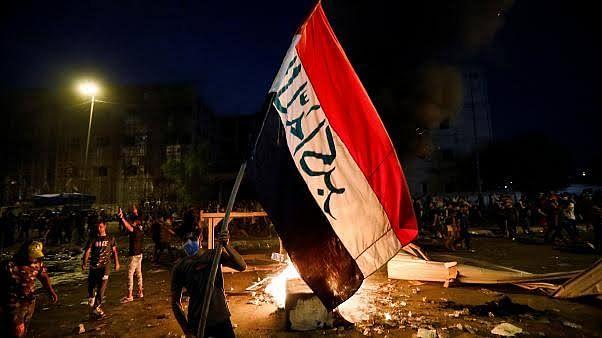 عراق: احتجاجی مظاہروں میں اب تک 31 افراد ہلاک، عوام میں غیض و غضب