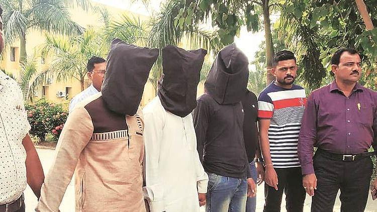 کملیش تیواری قتل: ملزم راشد پٹھان کا سازش کرنے سے انکار، پولس اپنے دعوے پر قائم