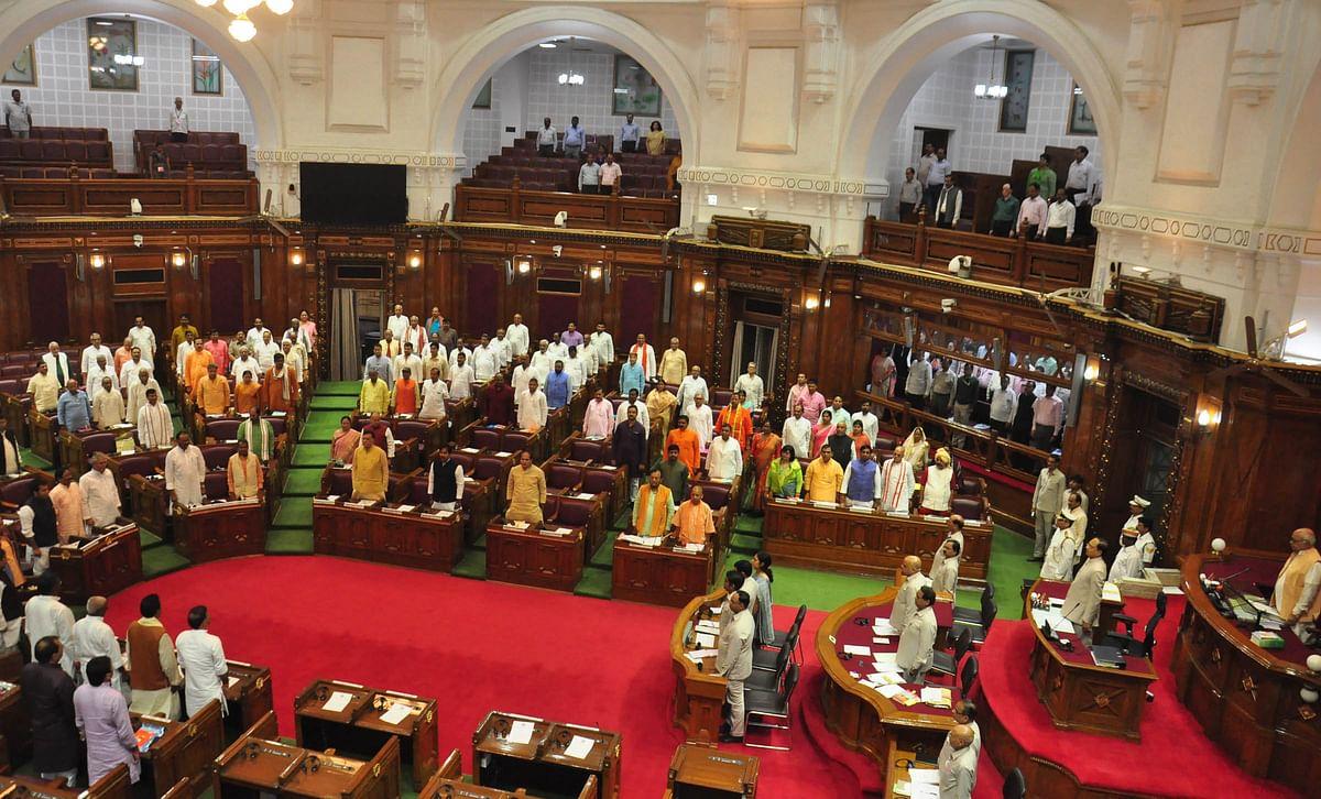 اسمبلی کے خصوصی اجلاس کا بائیکاٹ، اسپیکر اور وزیر اعلی اپوزیشن پر برہم