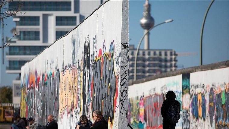برلن، تقسیم سے متحد ہونے تک