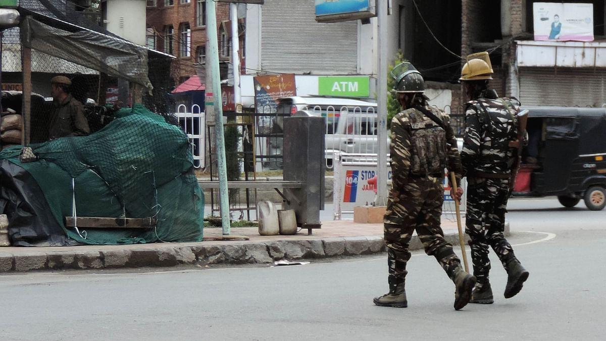 کشمیر میں غیر یقینی صورتحال کا 122واں دن، صورتحال جوں کی توں