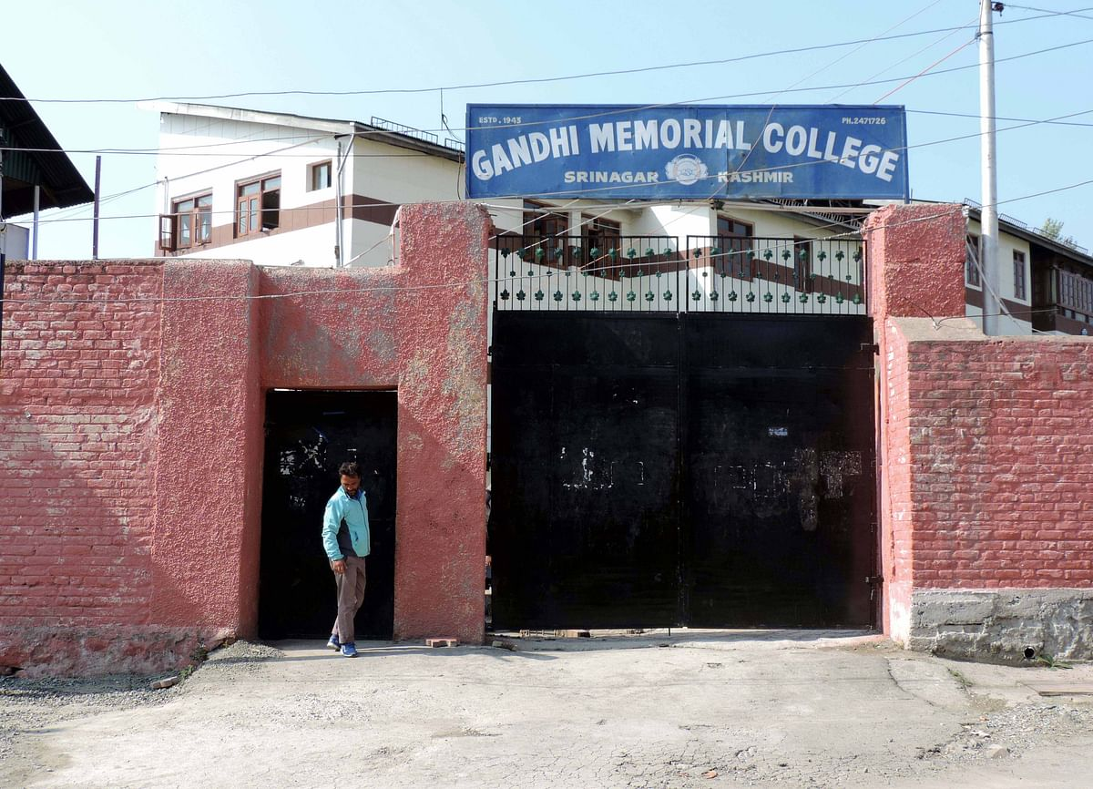کشمیر: ہڑتال اور بند کا 66 واں دن، کالج کھل گئے لیکن درس و تدریس کا عمل بحال نہ ہو سکا