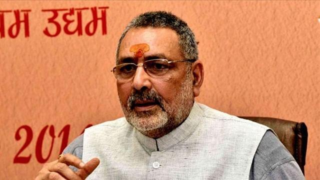 بہار میں ہلاکتوں کا سلسلہ، برہم گری راج اپنی ہی حکومت پر حملہ آور!