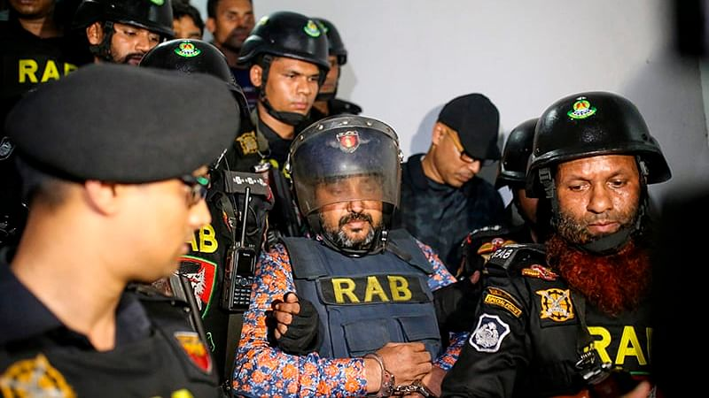 بنگلہ دیش: بدعنوانی کی پاداش میں حکمراں عوامی لیگ کا ایک اور رہنما گرفتار