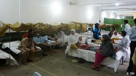پاکستان میں ڈینگی بخار
