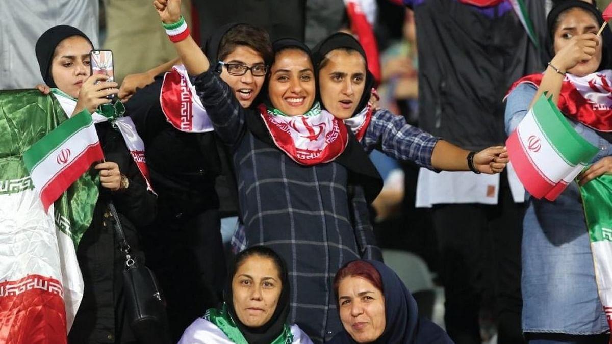 ایران: جمعرات کو 'آزادی اسٹیڈیم' میں رقم ہوگی تاریخ، 40 سال بعد خواتین دیکھیں گی میچ