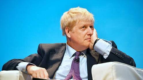 برطانوی وزیر اعظم کے خلاف خاتون صحافی کا الزام