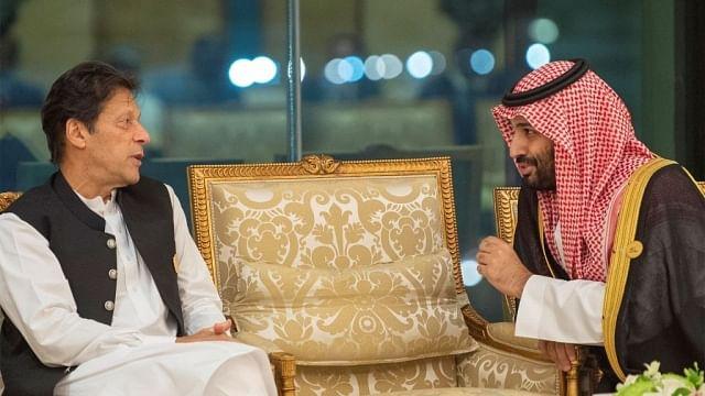 UNGA میں عمران کی تقریر سے ناراض تھے سعودی پرنس، اس لیے واپس منگوایا طیارہ