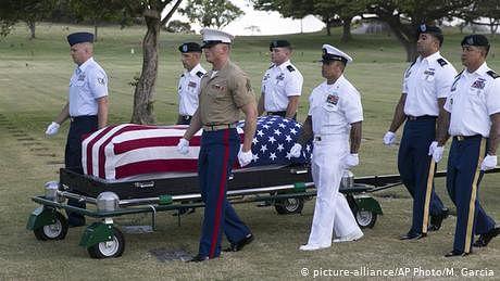 امریکی فوجیوں میں خودکشی کے رجحان میں ریکارڈ اضافہ