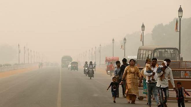 ملک میں آلودگی پر عوامی نمائندوں کی 'آلودہ سیاست'