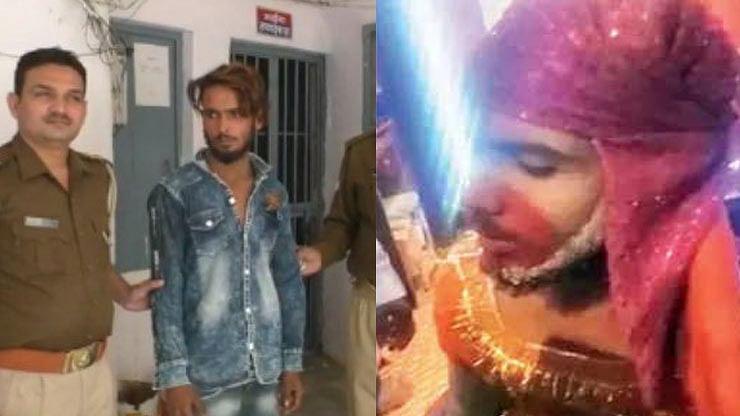 بریلی: ہنومان  کے بھیس میں بھیک مانگنے پر مسلم بہروپیا گرفتار، جیل بھیجا