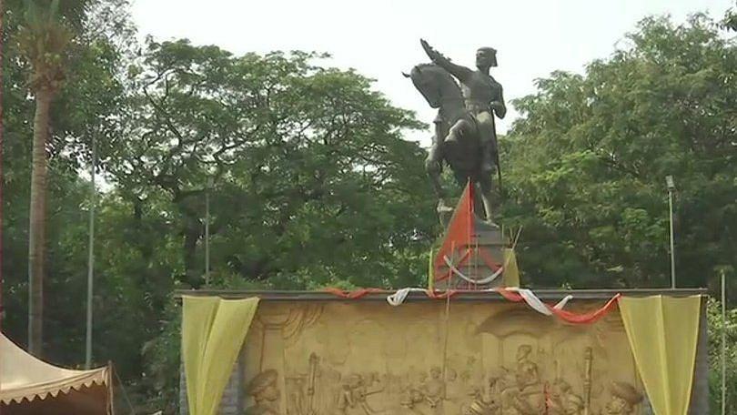 مہاراشٹر میں 'ٹھاکرے راج'... تاریخی شیواجی پارک دلہن کی طرح سج دھج کر تیار