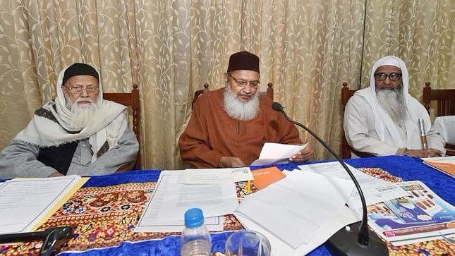 ایودھیا قضیہ: لکھنؤ میں مسلم پرسنل لاء بورڈ کی میٹنگ کل