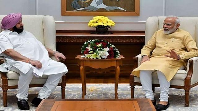 پنجاب میں معاشی ایمرجنسی جیسی حالت، مودی حکومت نے روکا ریاست کا پیسہ!