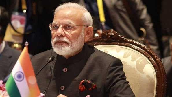آسیان ہندوستان کے 'ایکٹ ایسٹ پالیسی' کو آگے بڑھائےگا: مودی