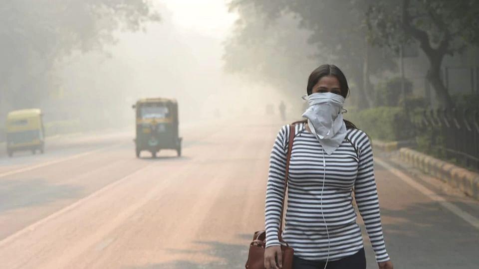 دہلی کی ہوا دوبارہ خراب، آنکھوں کی جلن اور الرجی کی شکایات میں اضافہ