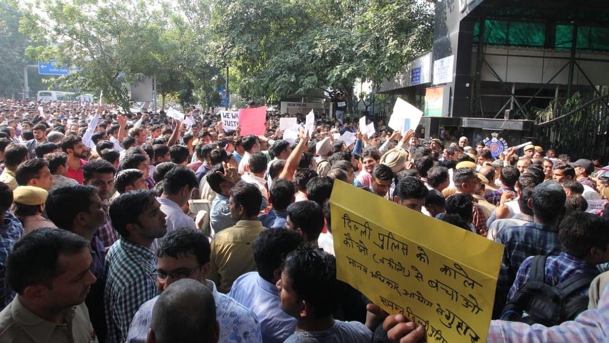 دہلی: پولس کمشنر پٹنائک کی پولس اہلکاروں سے کام پر لوٹنے کی اپیل