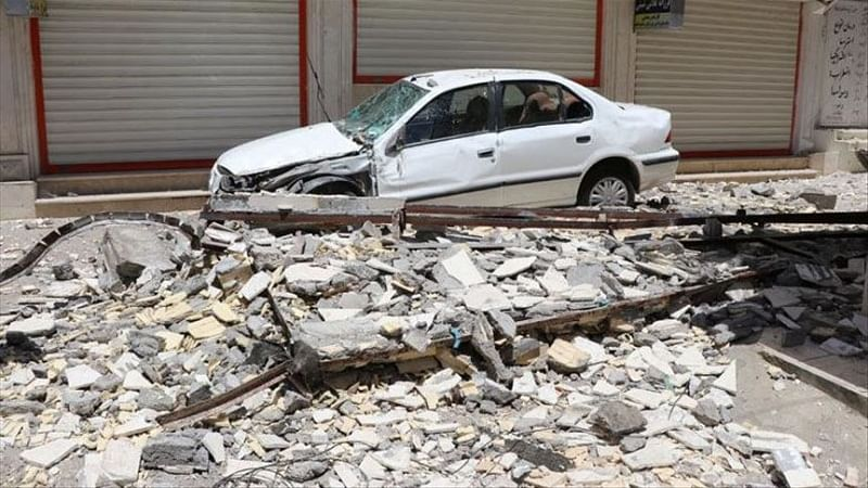 ایران میں زلزلے کے شدید جھٹکے، 6 افراد ہلاک 300 سے زیادہ زخمی