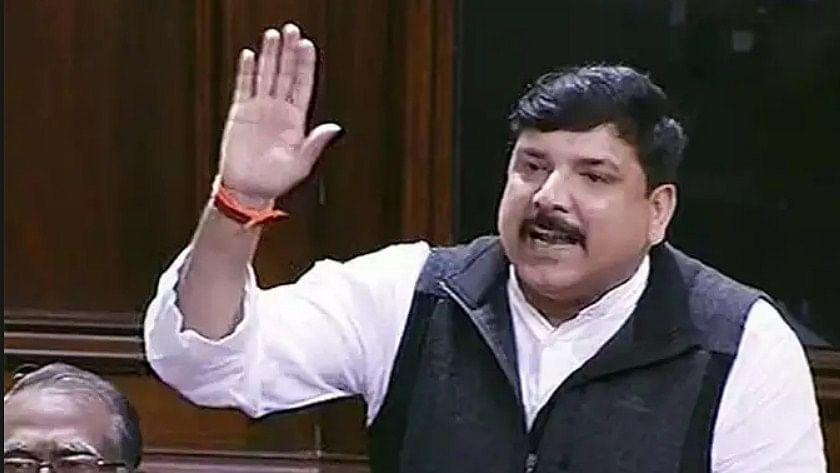 بی جے پی کا غریبوں اور مزدوروں سے کوئی سروکار نہیں : سنجے سنگھ