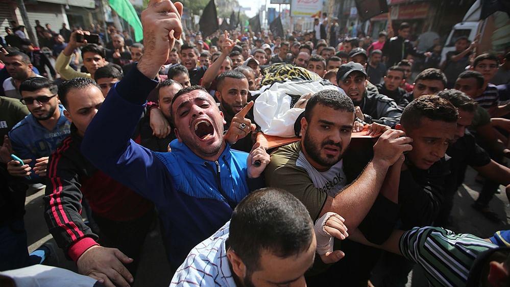 غزہ کے شہریوں پر اسرائیلی حملہ، ظلم کی انتہا: اقوام متحدہ