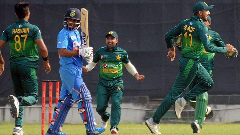 ایمرجِنگ انڈر-23 ایشیا کپ: سیمی فائنل میں پاکستان کے ہاتھوں ہندوستان کی شکست
