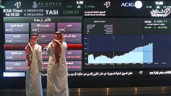 اسٹاک مارکیٹ میں سعودی ارامکو کے شيئر