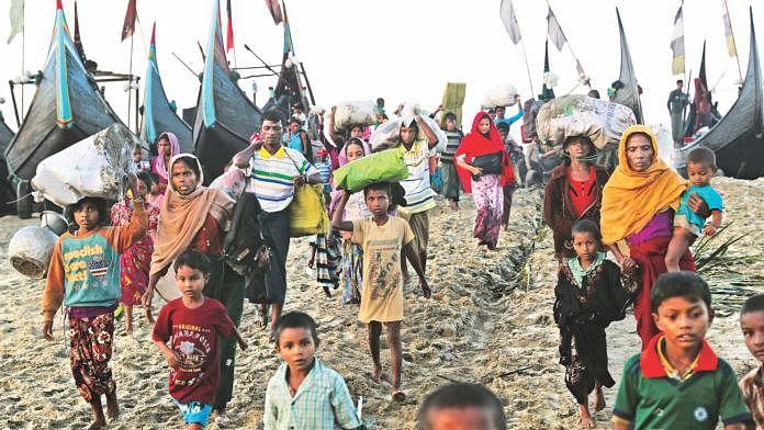 روہنگیا مسلمانوں کی نسل کشی کے لیے میانمار کے خلاف یو این عدالت میں ہوگی کارروائی!