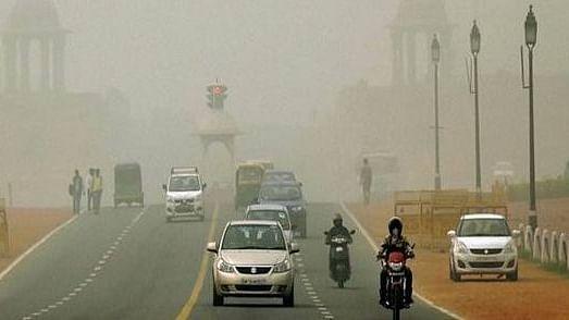 دہلی میں فضائی آلودگی میں کمی،'انتہائی خراب' سے 'خراب' کے زمرے میں
