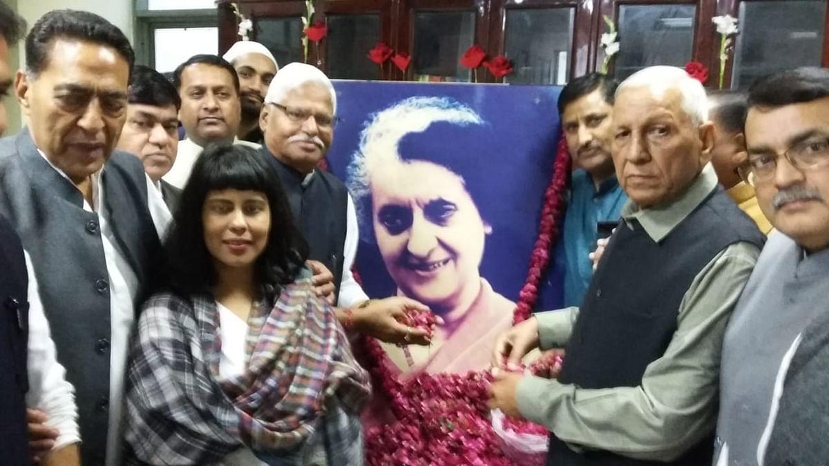 اندرا گاندھی کی قیادت نے ہندوستان کا سر ہمیشہ بلند کیا: سبھاش چوپڑہ