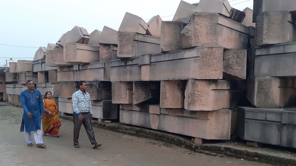 رام مندر تعمیر میں ہوگی تاخیر، رام نومی کا 'ٹارگیٹ' فیل!