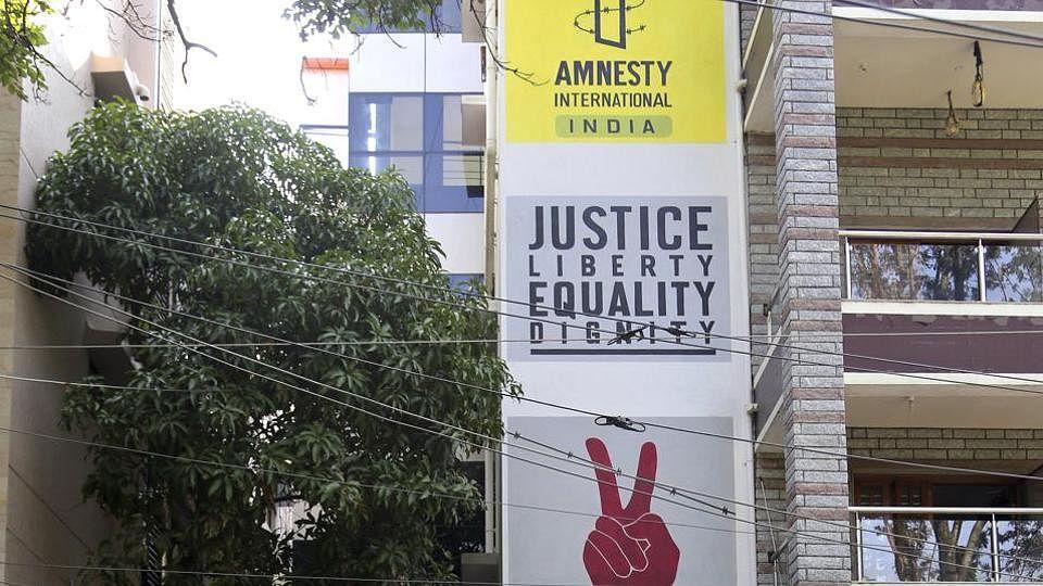 ایمنسٹی گروپ کے دفاتر پر سی بی آئی کے چھاپے، 'ظلم کے خلاف آواز اٹھانے کی سزا!'