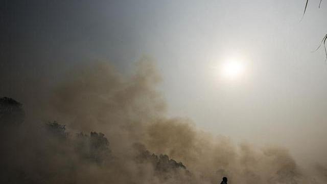 آلودگی کے باعث پنجاب کے لوگوں کی اوسط عمر سات سال کم ہوئی!