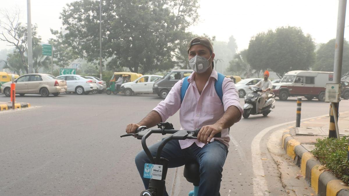 دہلی کے بعد لکھنؤ بھی 'گیس چیمبر' میں تبدیل، آلودگی سے لوگوں کو چَکر آنے شروع