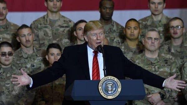 طالبان امن معاہدے کے خواہش مند،  ٹرمپ کا افغانستان میں خطاب