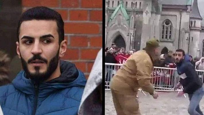 قرآن مجید کی بے حرمتی کو بہادری سے روکنے والا شامی نوجوان محمد عمر