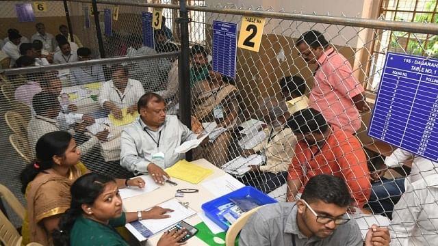 جھارکھنڈ میں سخت سیکورٹی انتظامات کے درمیان ووٹوں کی گنتی جاری