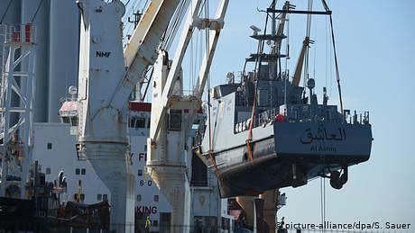 سعودی عرب کے لیے چار جنگی بحری جہاز اطالوی کمپنی بنائے گی