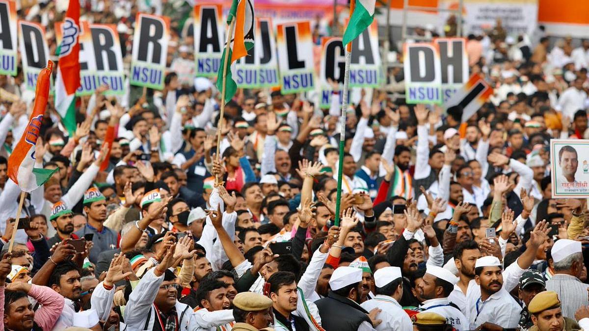 بھارت بچاؤ ریلی... ہمیں کسی سے قوم پرستی کا سرٹیفکیٹ لینے کی ضرورت نہیں: گہلوت