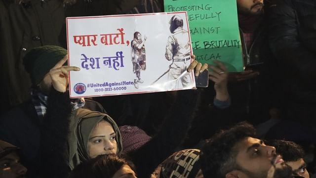 شہریت قانون: دہلی گیٹ پر حراست میں لیے گئے مظاہرین رہا، چندر شیکھر نے دی گرفتاری
