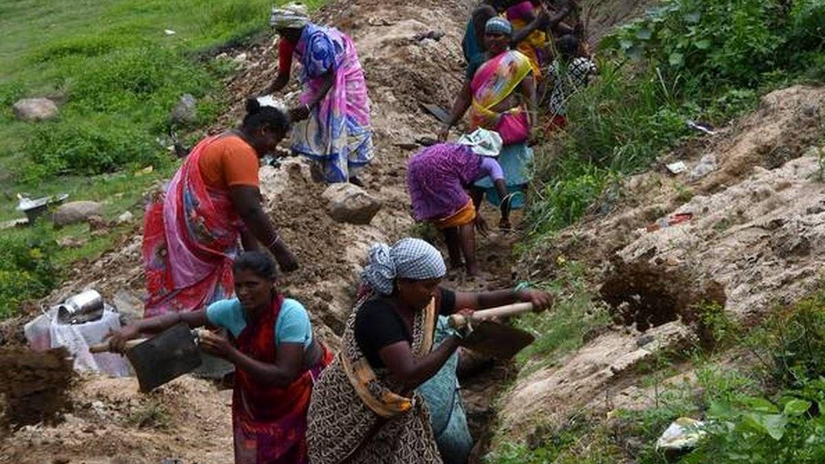 اتر پردیش: بہرائچ میں 9 لاکھ 81 ہزار روپے کا گھوٹالہ، مشکل میں منریگا مزدور!