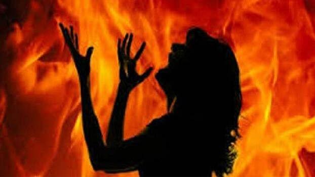 مظفرپور میں عصمت دری متاثرہ کو جلانے کا ایک اور واقعہ!
