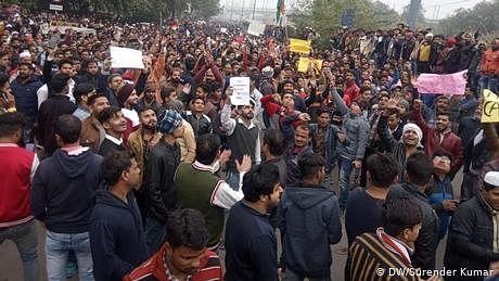 'بھارت پرامن مظاہروں کا احترام کرے'امریکا