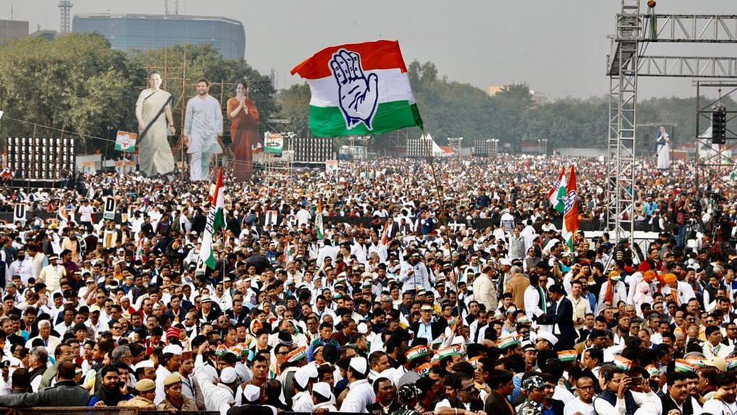 'بھارت بچاؤ ریلی' میں امنڈا عوامی سیلاب قومی سیاست میں تبدیلی کا واضح اشارہ: شیلجا