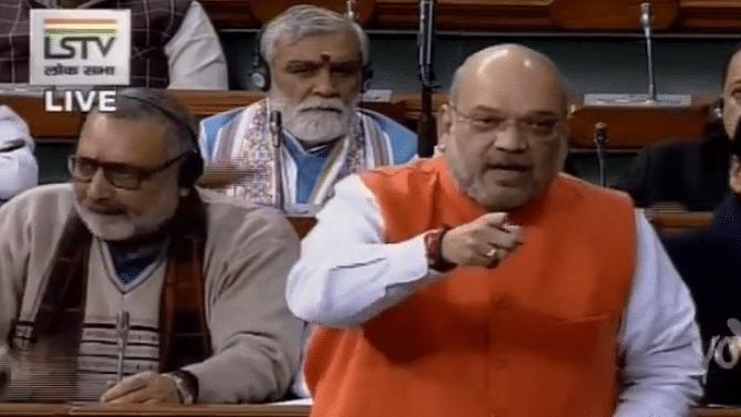 شہریت ترمیمی بل: لوک سبھا میں امت شاہ کے جھوٹے دعووں پر مورخین نے اٹھائی انگلی