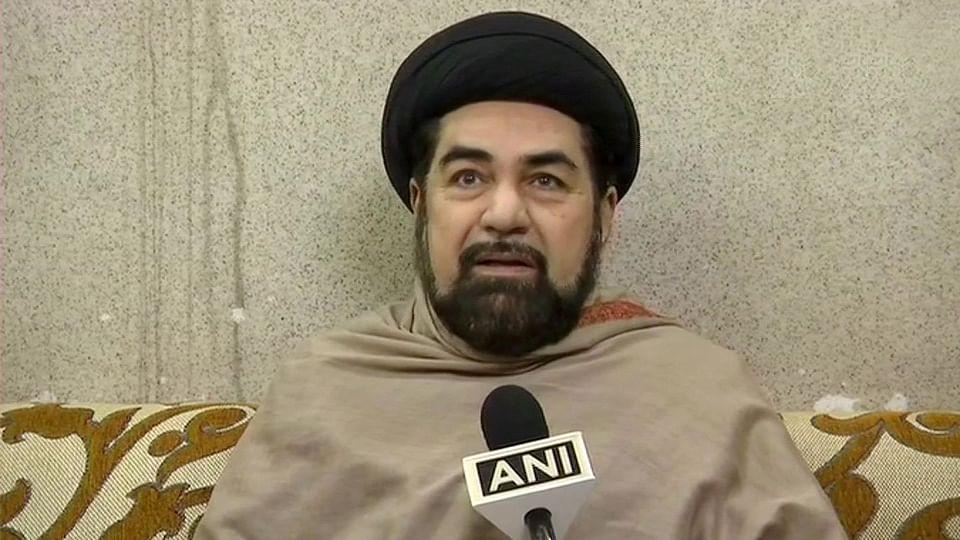 سی اے اے سے مسلمانوں کو خطرہ نہیں: کلب جواد