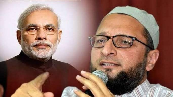 مودی حکومت ہندو اور مسلمانوں میں پھوٹ ڈالنا چاہتی ہے: اویسی