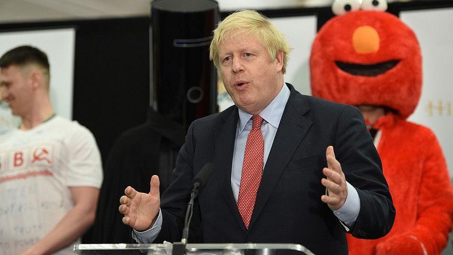 برطانوی انتخابات میں جانسن کی پارٹی کو واضح اکثریت ، لیبر پارٹی کامایوس کن مظاہرہ