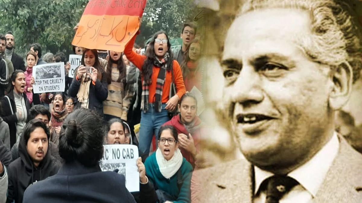 ویڈیو: ملک گیر احتجاج کے درمیان فیض کی انقلابی نظم 'ہم دیکھیں گے' کی دھوم