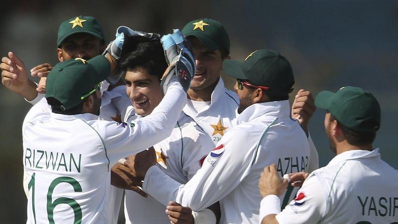 سری لنکا پر جیت سے پاکستان نے منایا ٹیسٹ واپسی کا جشن